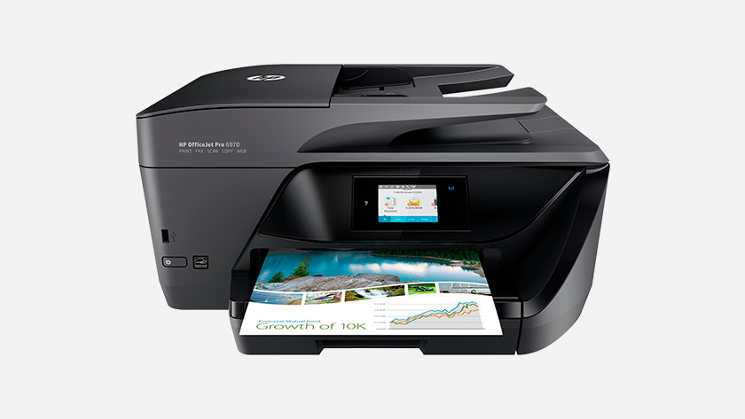 Installing an HP printer