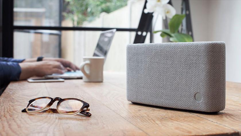 Bluetooth speaker kantoor