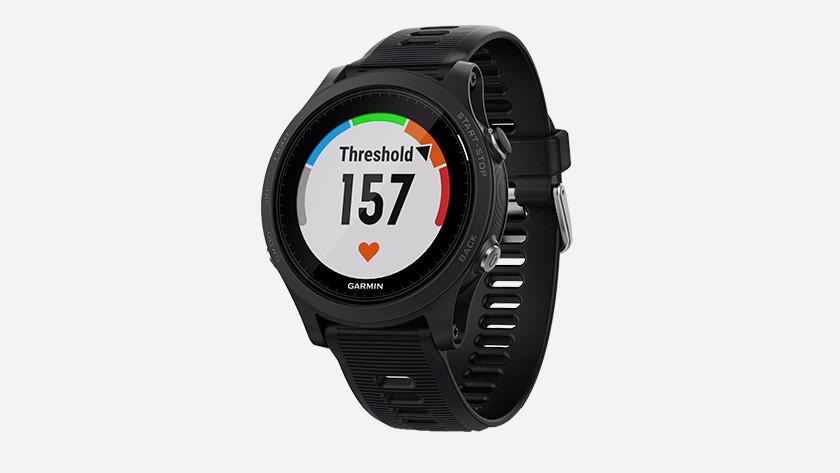 Fitness horloge conditie