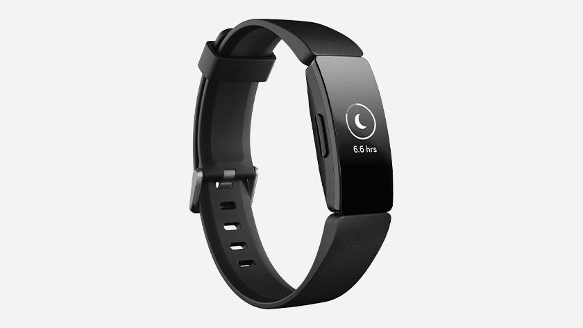 Fitbit Inspire HR: no GPS sensor