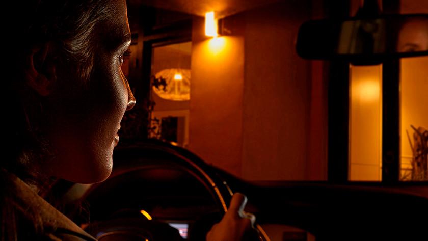 Geofencing smart lampen