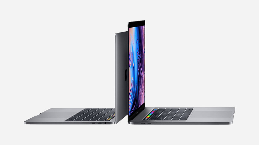 MacBook Pro screen size