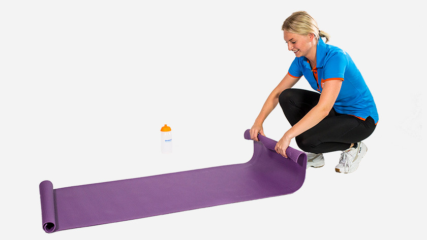 Length yoga mat