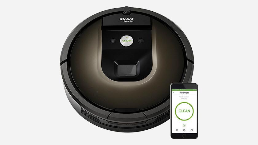 iRobot Roomba 900-serie