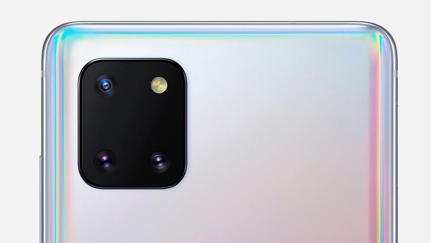 Camera Note 10 Lite