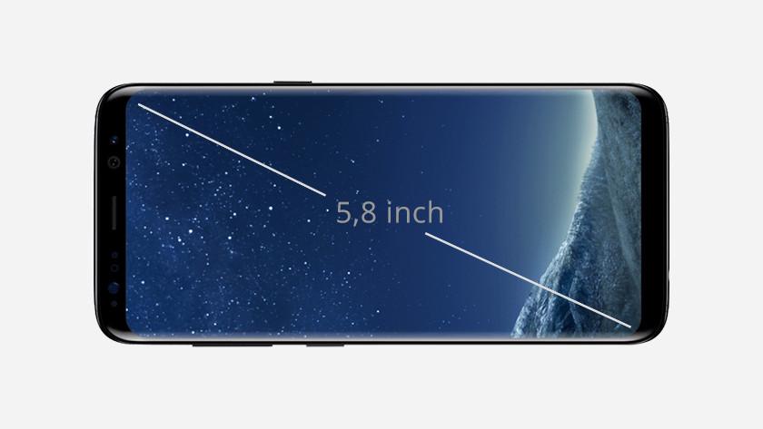 Scherm Samsung Galaxy S8
