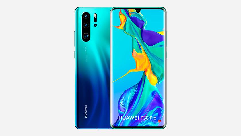 Huawei color exterior design