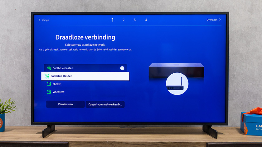 Samsung tv wifi