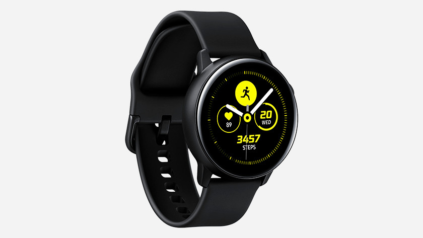 Linkerkant Samsung Galaxy Watch Active