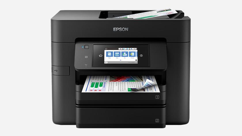 Epson WorkForce Pro: low consumption