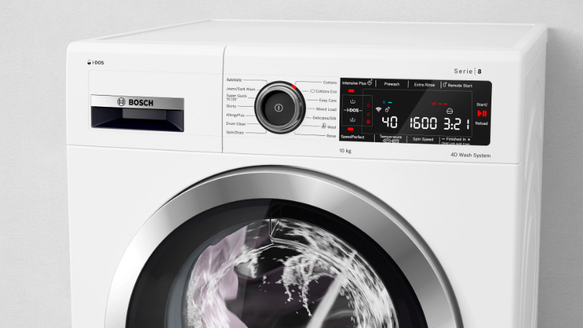 Bosch 4D Wash wasmachine