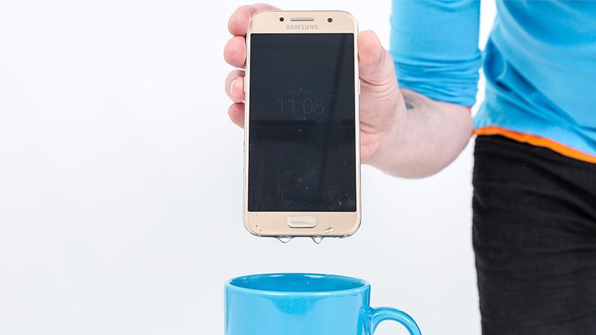 Samsung Galaxy A3 (2017) Waterdicht