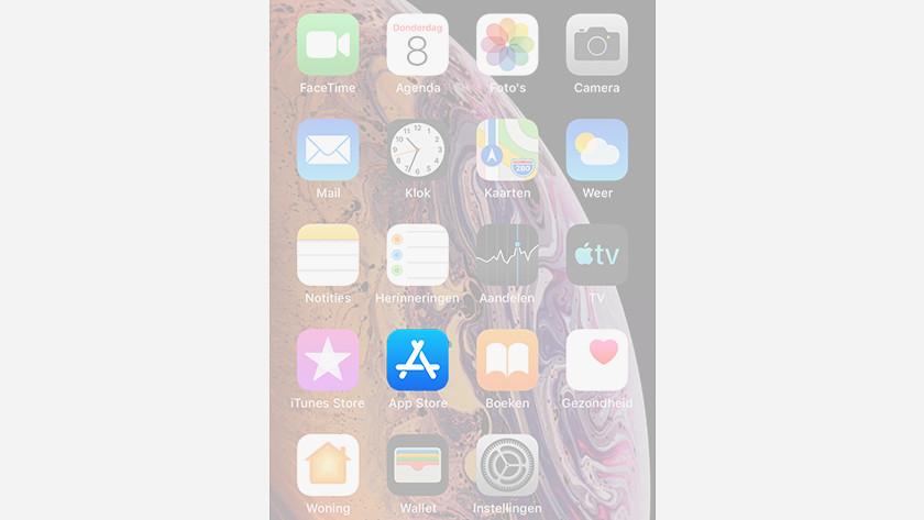 iOS naar Android app store