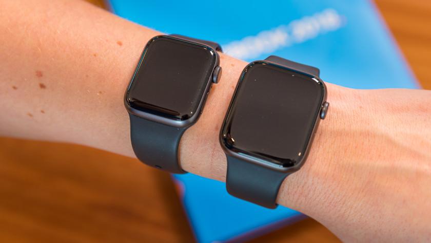 Apple Watch 2 maten