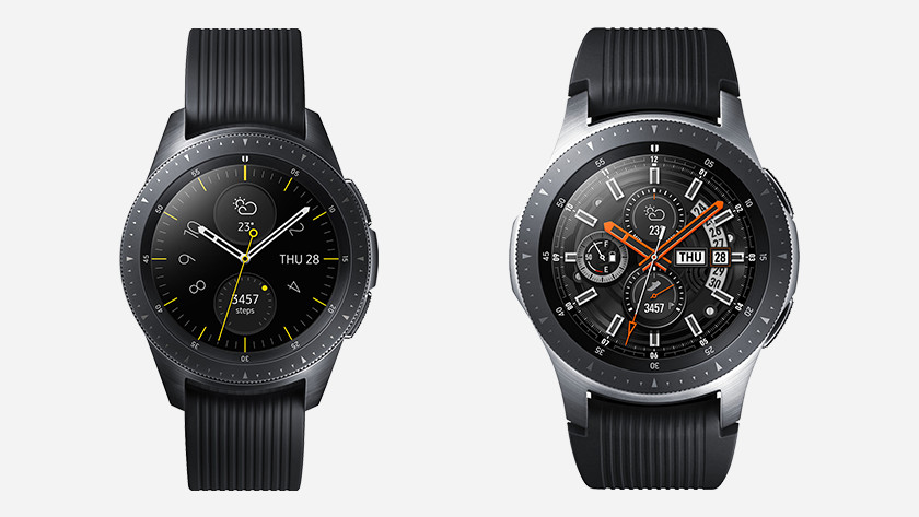 Samsung Galaxy Watch size