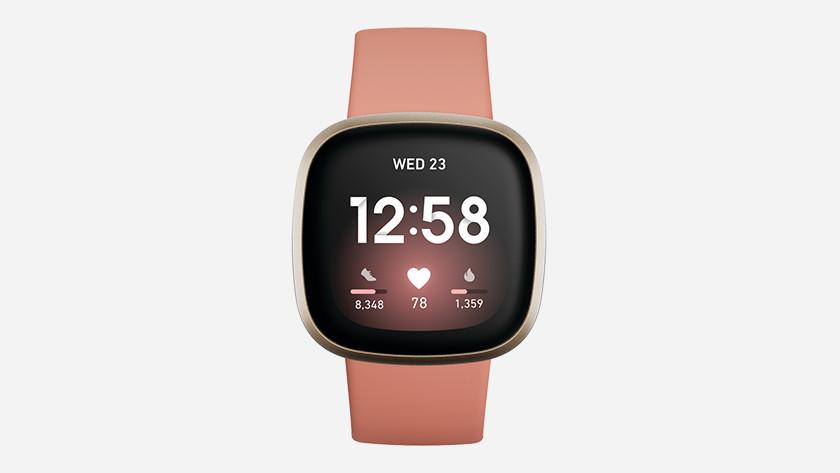 Fitbit Versa 3 sport profiles