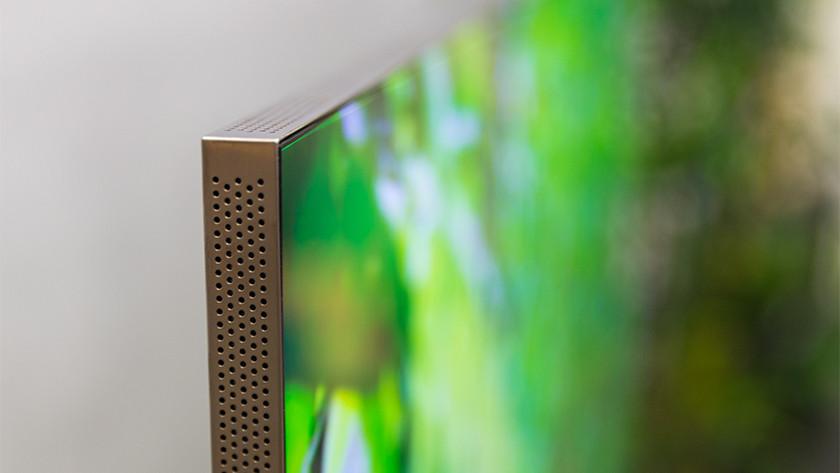 Het Infinity Screen van de Samsung QLED Q950TS