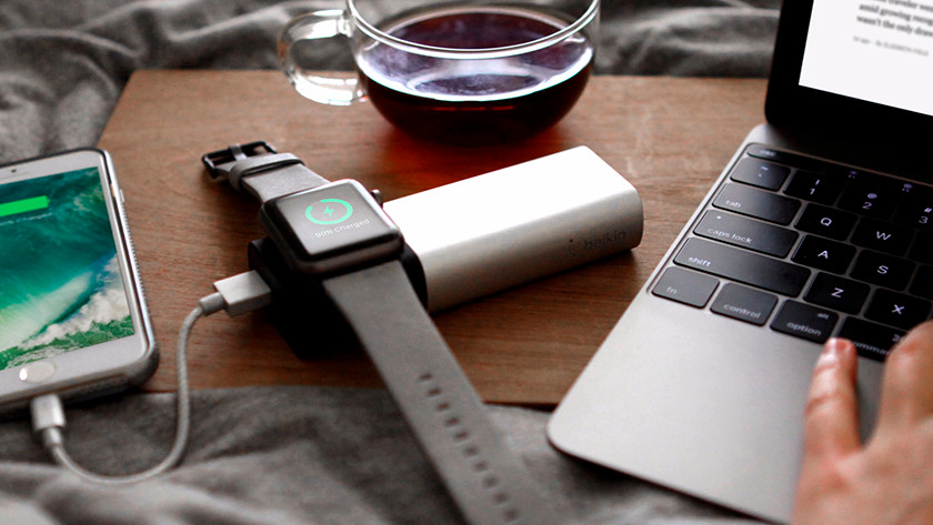 Powerbank smartwatch