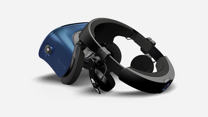 HTC Vive Cosmos vrijheid