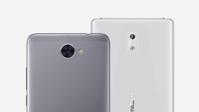 Goedkope smartphone camera