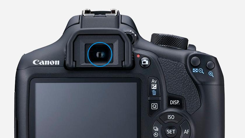 Determine the aperture