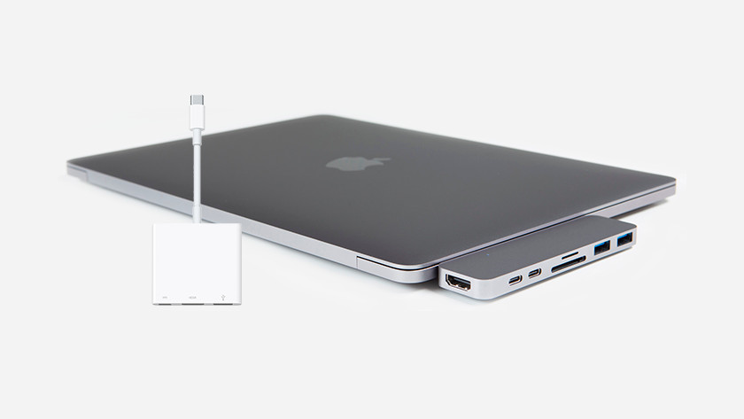 Types hdmi adapters voor MacBook