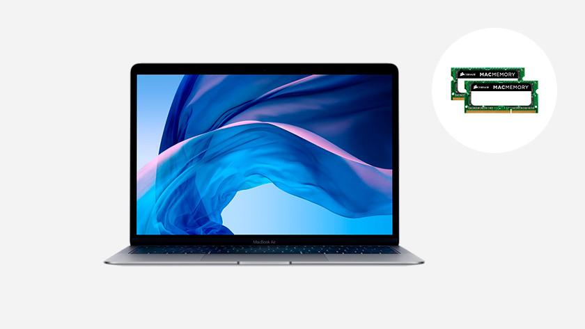 RAM geheugen voor je Apple MacBook of iMac kiezen