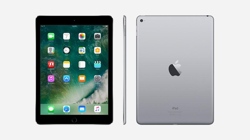 Ontwerp iPad air