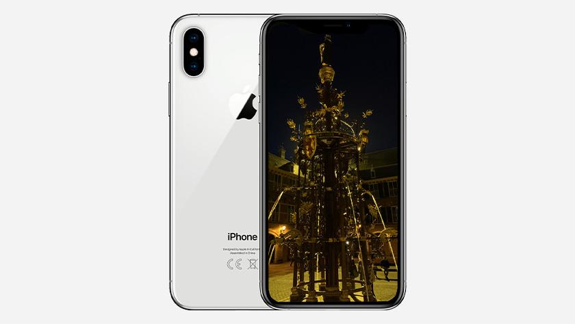 Nachtmodus iPhone Xs