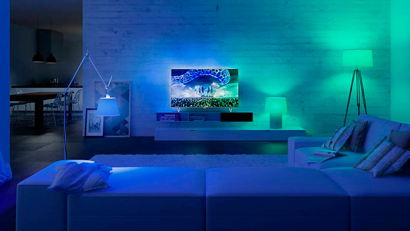 Ambilight and Philips Hue