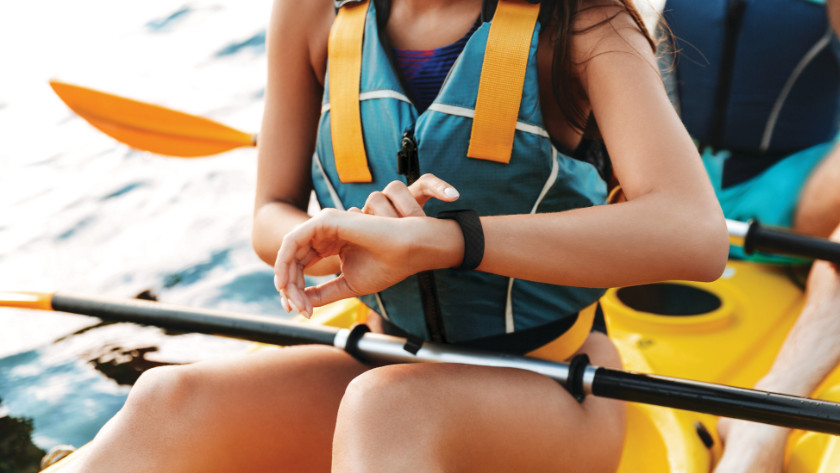 Fitbit Charge 4 sporten