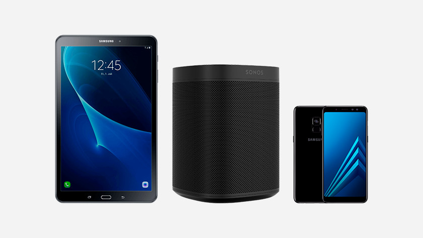 What product have Amazon Alexa?