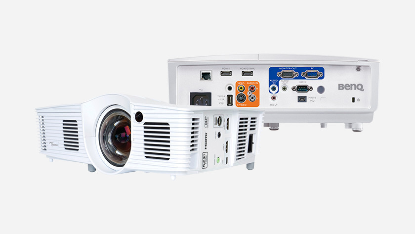 Projector help after purchase