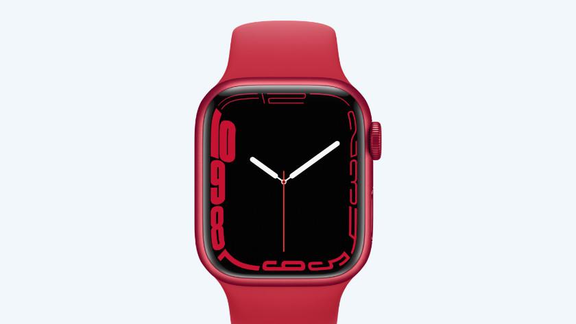 Apple Watch Series 7 gezondheidsfuncties