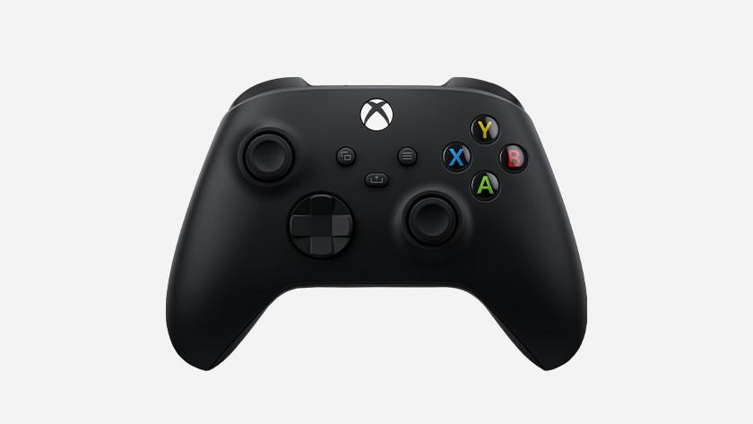 Controller van de Xbox Series X.