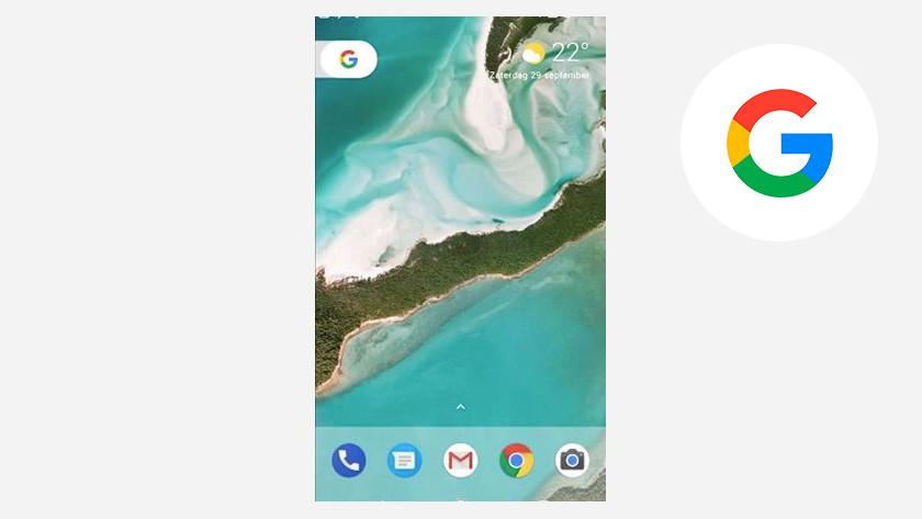 De Google app