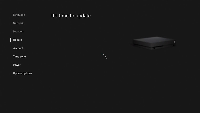 Time for an update