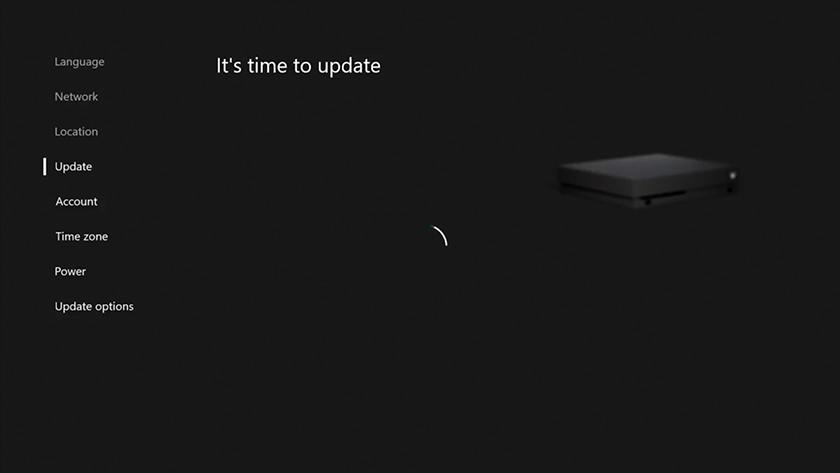 Tijd voor een update