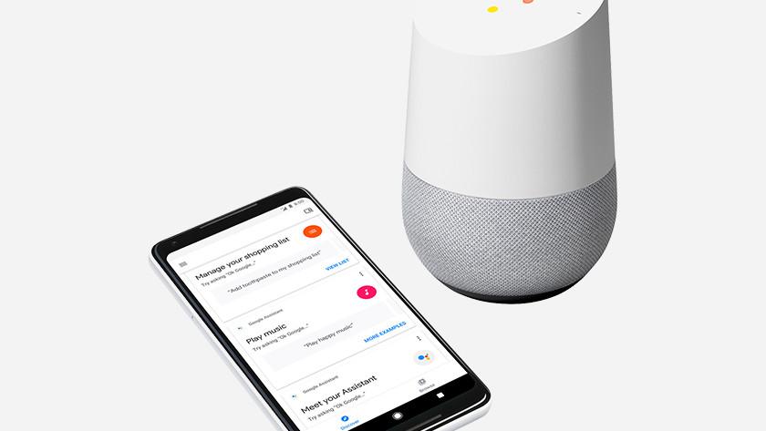 Google Home uygulaması