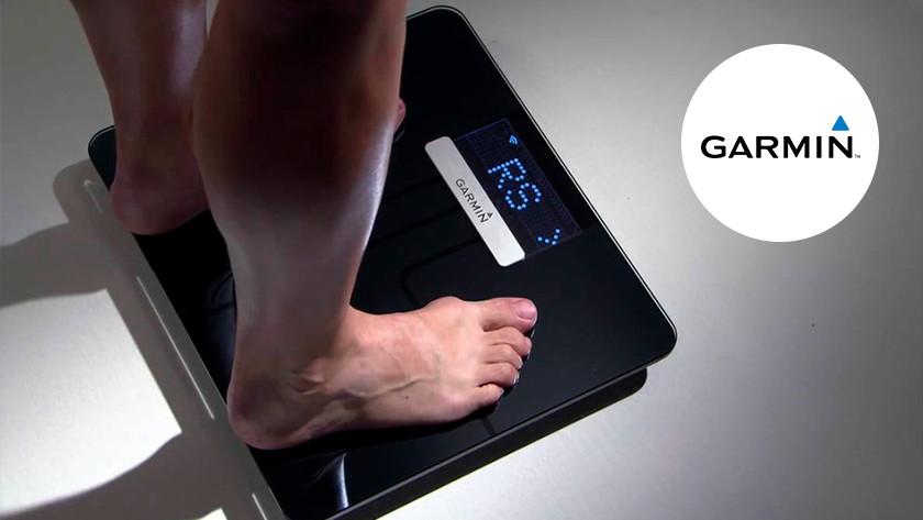 Garmin scales