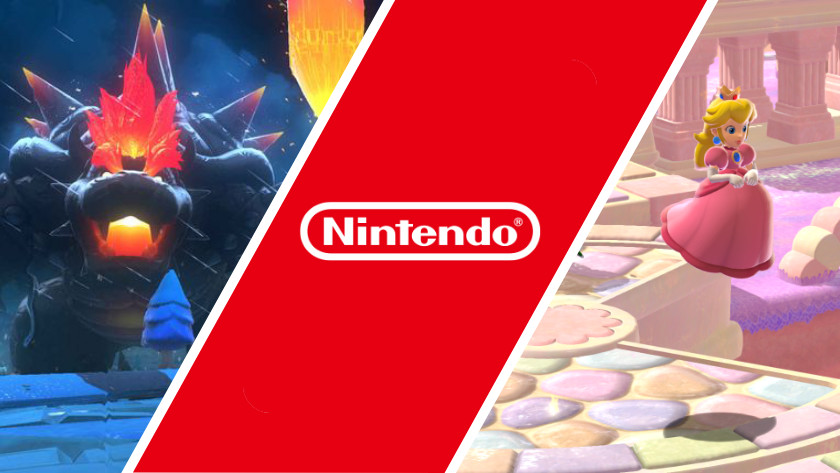 Release dates Nintendo Switch games