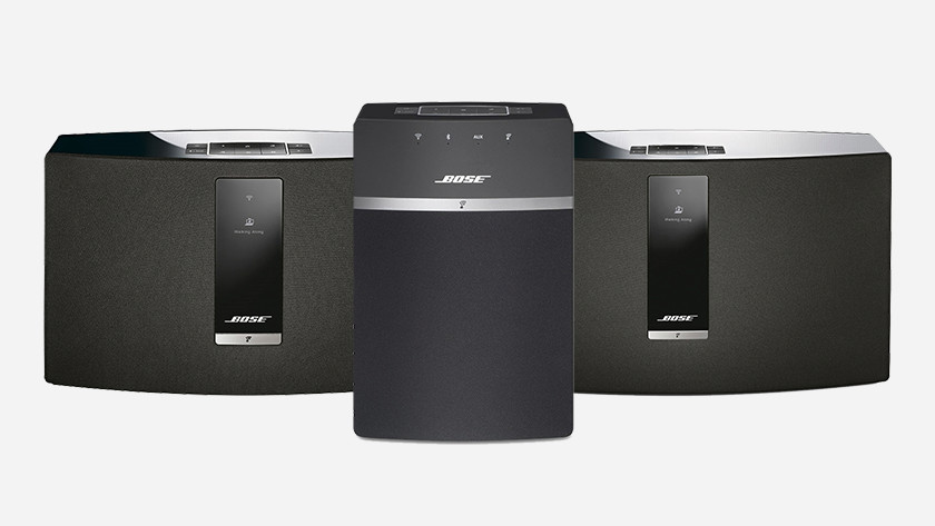 Algemeen advies Bose draadloze speaker