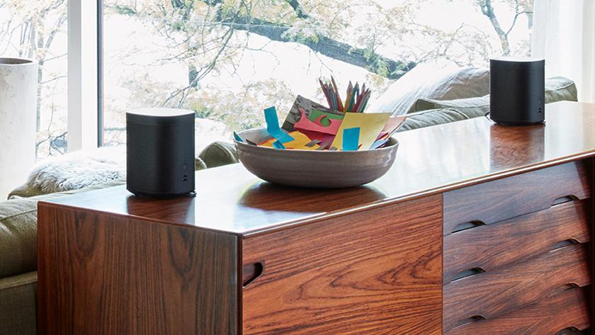 Sonos wifi speakers
