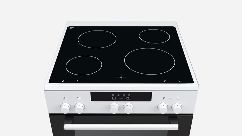 Ceramic stove