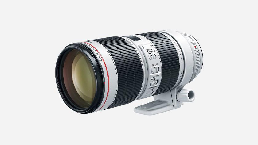 Canon EF lens voor full frame