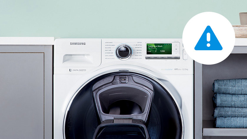 How do I use my new Samsung washing machine? - Coolblue - Before 23