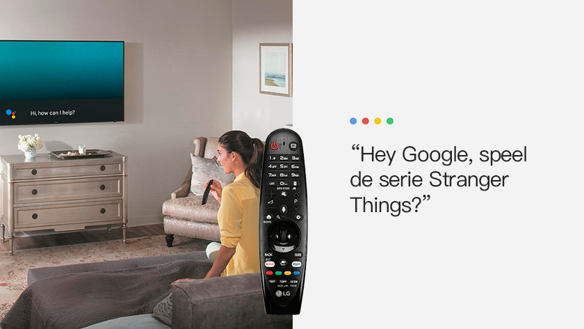Google Assistant and Televisions