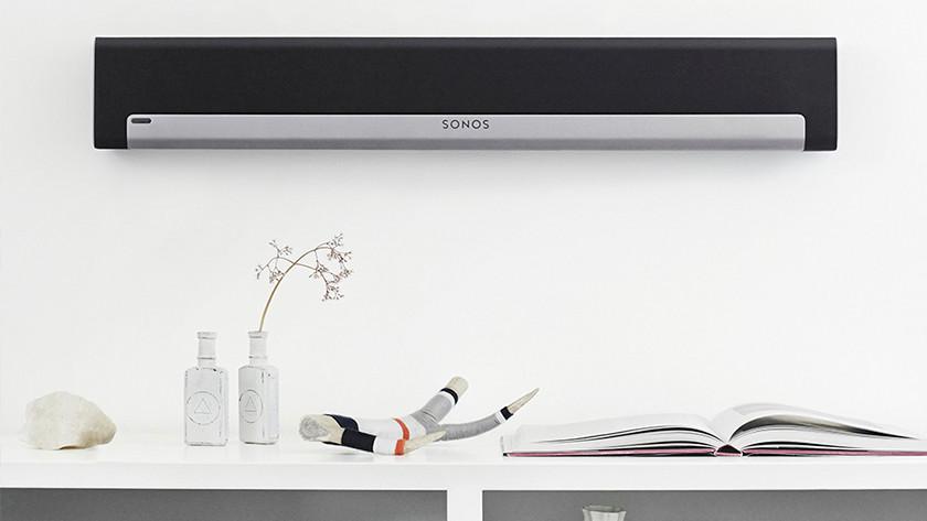Sonos Playbar: fors en minimalistisch