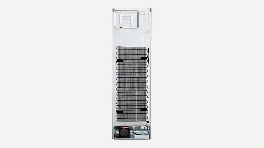 Clean condenser