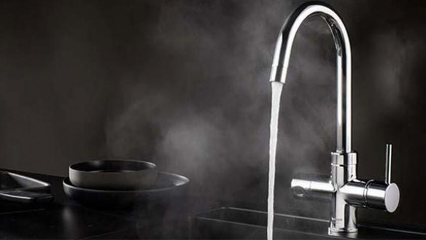 Soort kokend water kraan